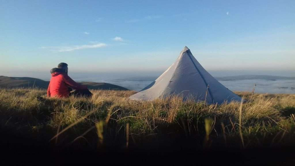 Wild Camping Locations Yorkshire Dales Castle Knott