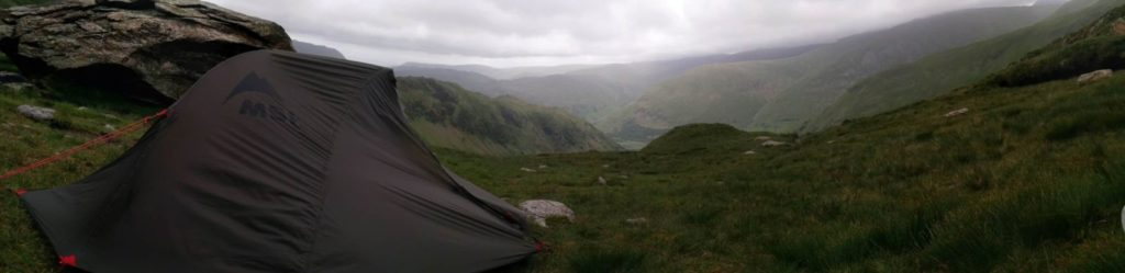 Lake District Wild Camping Spots