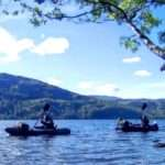 Packrafting the great glen canoe trail